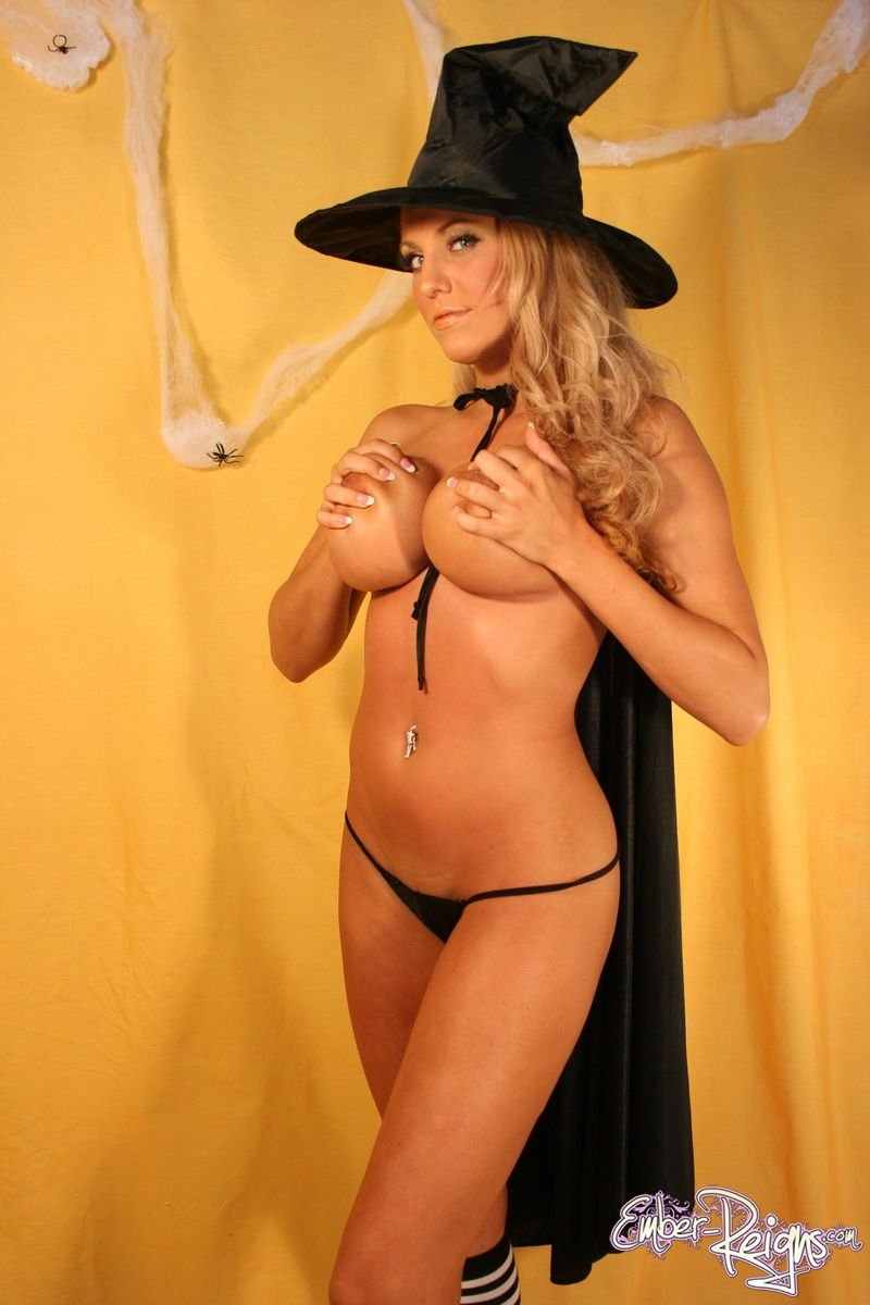 Sorry, Ember reigns witch naked think