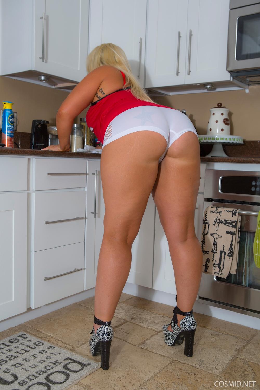 Amanda Clark Porn how about some bbw amanda clark in the kitchen cosmid amanda