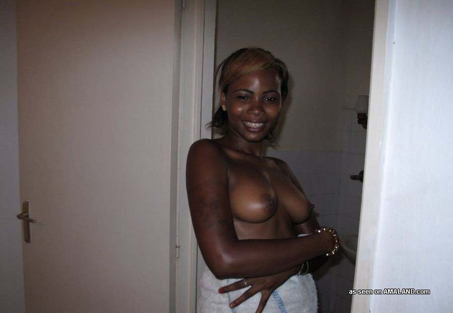 White Guy Fucking Ebony Tranny